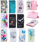For Huawei P9 lite mini/P10 Lite Luxury Flip Painted Wallet Leather Case Cover