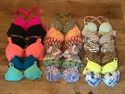 VS VICTORIA'S SECRET GORGEOUS CROSSBACK PUSH UP BIKINI SWIM TOP SEXY  32A-36DD