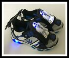 NWT DISNEY STAR WARS R2-D2 LIGHT UP ATHLETIC TODDLER BOYS SHOES 9 10 11 12 13 $29.99 USD