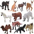 New Realistic Wild/Zoo/Farm Animal Model Figure Kids Educational Toy Collectible