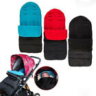 Baby Toddler Universal Footmuff Cosy Toes Apron Liner Buggy Pram Stroller Red