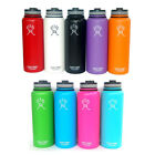Hydro Flask Insulated Stainless Steel 18oz/32oz/40oz Water Bottle Wide Mouth Cup