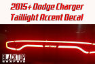 NEW! Dodge Charger Taillight Accent Decal 2015+ Hellcat Scat Pack Daytona 392 $11.99 USD on eBay
