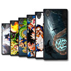 PIN-1 Son Goku Vegeta Solid Phone Case Cover Skin for Sony HTC