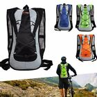 Внешний вид - 5L Bike Bicycle Hydration Pack Backpack Bag + 2L Water Bag Camelbak Cycle Hiking