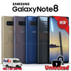 NEW Samsung Galaxy NOTE 8 SM-N950U1 Factory Unlocked CDMA GSM - All Colors