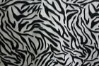 "Animal Print Fleece Fabric 60"" by the yard Cow, Giraffe, Zebra, Leopard, Tiger"