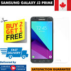 Samsung Galaxy J3 Prime Tempered Glass Screen Protector 2.5D Buy 2 Get 1 Free