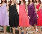 multicolour new summer woman Ice silk night skirt sling sexy Home dress Y-434