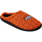NFL Poly knit Cup Sole Slide Slippers Denver Broncos NEW on eBay