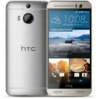 HTC One M9+ Plus 32GB (Factory Unlocked) Gray, Gold on Silver GSM Carrier USA