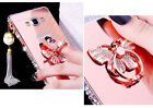 samsung galaxy s4 and s4 mini - Bling Glitter Mirror Case+Ring Stand Cover For Samsung S8 Plus And Other Models