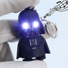 Newly Cool Light Up LED Star Wars Darth Vader With Sound Keychain Keyring Gift $1.47 CAD on eBay