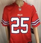Nike Color Rush LeSean McCoy Red Legend Buffalo Bills Stitched Jersey Men S - XL