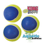 Kong Ultra Squeak Air Tennis Ball For Dog Puppy Toy Squeaker Choose Size