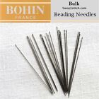 BULK BOHIN Beading Needles - Size Choice