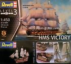 Revell 1/450 HMS Victory New Plastic Model Kit 05819