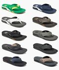 Reef Men's Fanning Bottle Opener Flip Flop Sandals Sizes 7 8 9 10 11 12 13 14 15