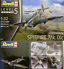 Revell 1/32 Supermarine Spitfire Mk.IXc New Plastic Model Kit 03927 1 32 Mk IXc