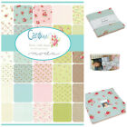 MODA Caroline 100 % cotton, charm pack jelly roll layer cake for sewing