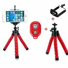 3 IN 1 Flexible Mini Tripod With Mobile Support & Bluetooth Remote Controller