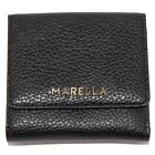 7930U portafoglio donna MARELLA WITHOUT BOX ecopelle black wallet woman