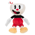 "NEW AUTHENTIC CUPHEAD 8"" PLUSH MUGMAN AND THE DEVIL FUNKO LICENSED PLUSH"