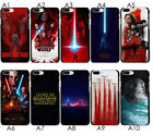 Star Wars The Last Jedi Soft TPU Case Cover For iphone X 6S 7 8 Plus S9 S8+ $7.99 AUD on eBay