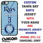 Tampa Bay Rays Phone Case fits iPhone X 8 PLUS iPhone 7 iPhone 6s SE etc