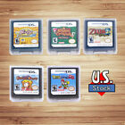 Animal/Zelda/Kirby/Princess/Toshi USA Version Game Card for Nintendo DS NDSI DSI