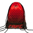 Sunderland Club Merchandise Bootbag Gymbag Backpack 100% Official Gift Present