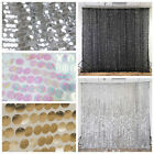 20ft x 10ft Big Payette Sequined BACKDROP Curtain Photobooth Wedding Party SALE