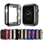 PASBUY 6C8 Flexible Electroplate Protector case for Apple Watch Series 4 3 2 1  image