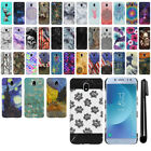 "For Samsung Galaxy J5 2017 J530 5.2"" HARD Protector Back Case Phone Cover + PEN"