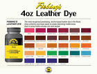 New Fiebing's Pro / Leather or Suede Dye w/ Applicator US Made 28 COLORS Bottles