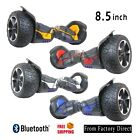 8.5'' Hoverboard with Bluetooth, Off Road Alloy Wheel Scooter UL 2272 Certified