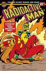 Radioactive Man Bongo Comic Book Cover Simpsons Superhero Fine Art Giclée