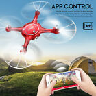 Syma X5UW 2.4G Motion Sensing RC Quadcopter Drone with WIFI HD Camera FPV Gifts