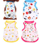 2018 Lovely Summer Pet Clothing Apparel Small Cat Dog Cotton Vest T-shirt Bear