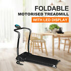 Electric Foldable Exercise Treadmill Running Machine with LED display