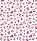 Spring mini Ditsy Floral Fabric 100% Cotton Material ~ Vintage Shabby Chic