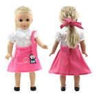 Doll Clothes Underwear Pants Shoes Dress Accessories for 18inch Dolls Girls Toys