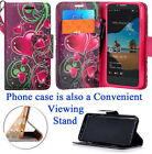 for ZTE Uhura ULTRA Quest Legacy N817 Case Wallet Pocket Purse Stand Flip Cover
