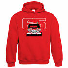 Classic Cooper S 65, Mens Rally Car Hoodie, Gift for Him Dad