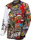 Kyпить O'Neal Mayhem Lite Crank Jersey - MX Motocross Dirt Bike Off-Road ATV Mens Gear на еВаy.соm