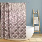 PREMIUM WATER RESISTANT FABRIC SHOWER CURTAINS, BEAUTIFUL DESIGNS, 70x70 CURTAIN фото