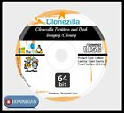 Clonezilla - Partition and Disk Imaging/Cloning - Download or CD