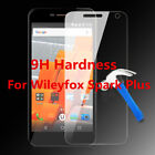 9H Hardness Anti-Scratch Tempered Glass Screen Protector For Wileyfox Spark Plus