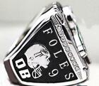 PRESALE TWO 2017 2018 PHILADELPHIA EAGLES Championship Rings NFL Super Bowl