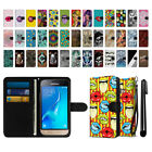 For Samsung Galaxy J1 J120 2nd Gen 2016 Wallet Pouch Case Cover + Pen